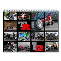 TotalRuckus.com 2013 Calendar
