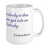 Warren Quote Mug