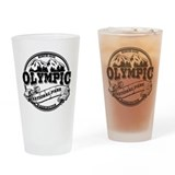 National park olympic Pint Glasses