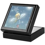 Star Angel Keepsake Box