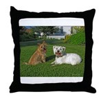 .the boys. Throw Pillow