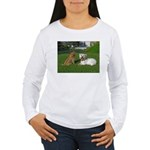 .the boys. Women's Long Sleeve T-Shirt