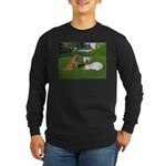 .the boys. Long Sleeve Dark T-Shirt