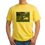 .the boys. Yellow T-Shirt