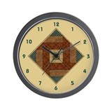 Cool Sewing Wall Clock