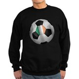 Irish soccer ball Sweatshirt