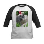 .sarcasti-cat. Kids Baseball Jersey