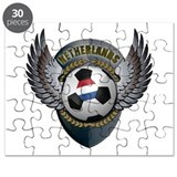 Dutch soccer ball Puzzle