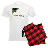 """Well Hung"" Men's Light Pjs"