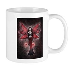 Christmas Fairy by Molly Harrison Mug
