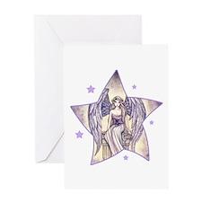 Beautiful Angel Greeting Card