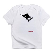 Abstract Aerial Infant T-Shirt