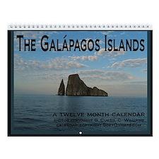 The Galapagos Islands Wall Calendar