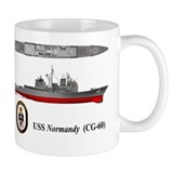 USS Normandy (CG-60) Mug