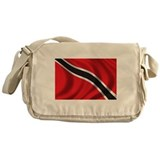Flag of Trinidad and Tobago Messenger Bag