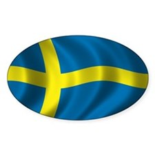 Flag of Sweden Decal