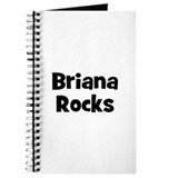 Briana Rocks Journal