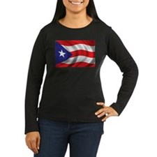 Flag of Puerto Rico T-Shirt