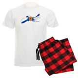 Nova Scotia Flag Pajamas