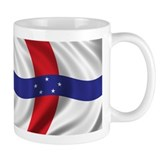 Flag of the Netherlands Antilles Mug