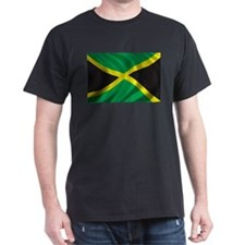 Cute Jamaican flag T-Shirt