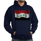 Flag of Iraq Hoody