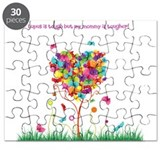 Tough Lupus Mommy Puzzle