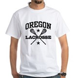 Oregon Lacrosse Shirt
