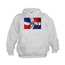 Flag of the Dominican Republic Hoodie