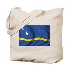 Flag of Curacao Tote Bag