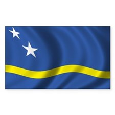 Flag of Curacao Decal
