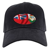 Flag of the Bermudas Baseball Hat