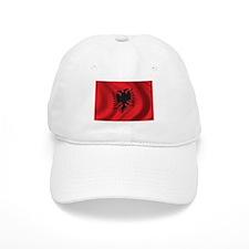 Flag of Albania Baseball Cap