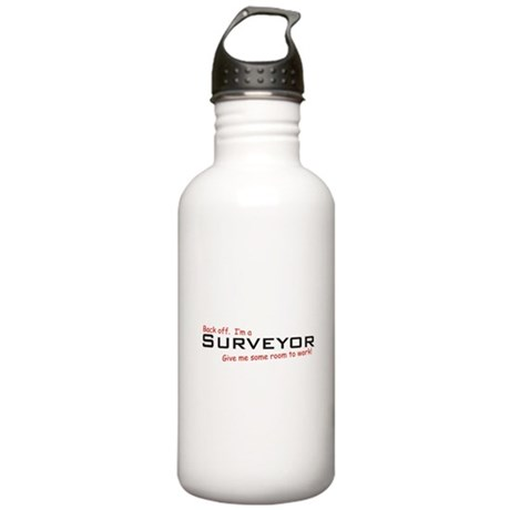 I'm a Surveyor Stainless Water Bottle 1.0L