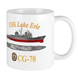 USS Lake Erie (CG-70) Mug