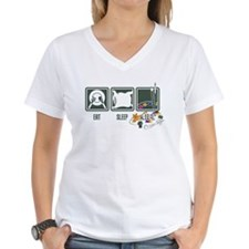 Brush drawings Shirt