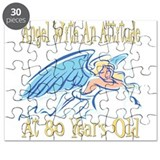 Angel Attitude 80th Puzzle