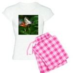 .swallowtail on candy lily. Women's Light Pajamas