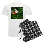 .swallowtail on candy lily. Men's Light Pajamas