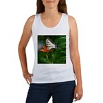 .swallowtail on candy lily. Women's Tank Top
