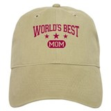 World's Best Mom Baseball Cap