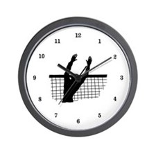 Volley Wall Clock