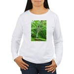 .garden spider. Women's Long Sleeve T-Shirt