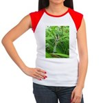 .garden spider. Women's Cap Sleeve T-Shirt