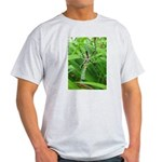 .garden spider. Light T-Shirt