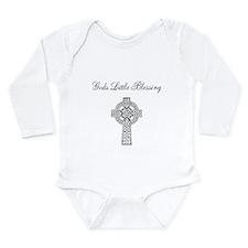 God's Little Blessing Long Sleeve Infant Bodysuit