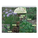 Alster Kitchen Garden Wall Calendar 2013
