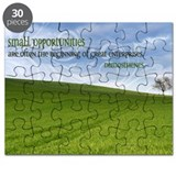 Great Enterprises Quote on Jigsaw Puzzle