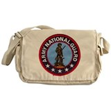 Army National Guard Collectio Messenger Bag