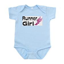 runner girl Body Suit